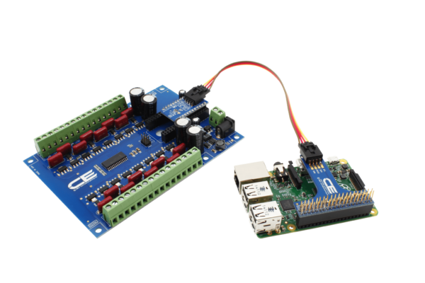 MCP23017 16-Channel 8W 12V FET Solenoid Driver Valve Controller I2C Shield for Particle Electron Cellular and USB