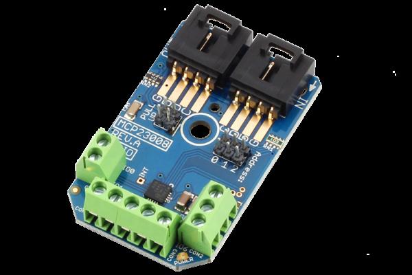 MCP23008 Digital I/O Expander