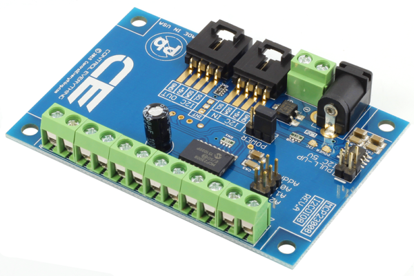 I2C GPIO 8-Channel Digital Input/Output