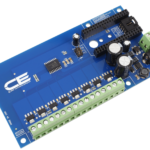 MCP23008 8-Channel 8W Open Collector FET Driver I2C Shield for Particle Electron Cellular and USB