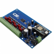 MCP23008 8-Channel 8W 12V FET Solenoid Driver Valve Controller I2C Shield for Particle Electron Cellular and USB
