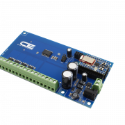MCP23008 4-Channel 8W Open Collector FET Driver 4-Channel GPIO I2C Shield for Particle Electron Cellular and USB
