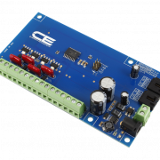 MCP23008 4-Channel 8W 12V FET Solenoid Driver Valve Controller 4-Channel GPIO with Cross-Platform I2C Interface