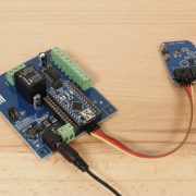 MAG3110 Arduino Relay Shield