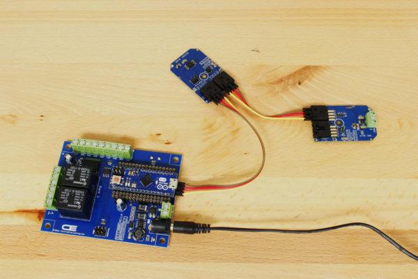 Arduino External EEPROM M24512