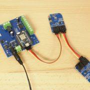 LIS3MDL 3-Axis Magnetometer 16-Bit I2C Mini Module