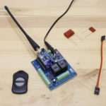 Arduino Nano Key Fob Long Range Relay Shield