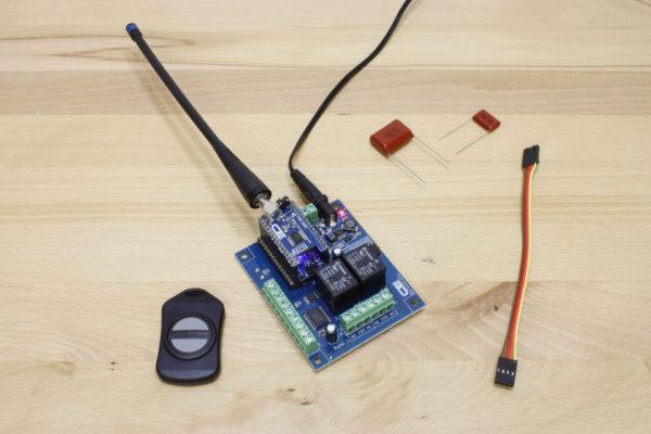 Arduino Nano Key Fob Long Range Relay Shield