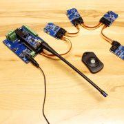Long Range Key Fob Arduino Micro and I2C Sensors