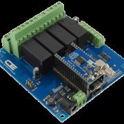 Key Fob Relay Shield for Arduino Micro