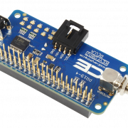 Raspberry Pi Zero Key Fob Receiver I2C Hat