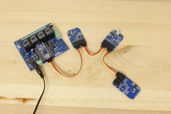 ISL29003 Light Sensor with Programmable Gain 0-64,000 lux 16-Bit I2C Mini Module