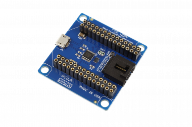 I2C Shield for WiPy With USB Port