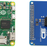 I2C Shield with same footprint as Raspberry Pi Zero