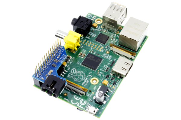 Connect Raspberry Pi to a Relay Shield and Sensors using I2C