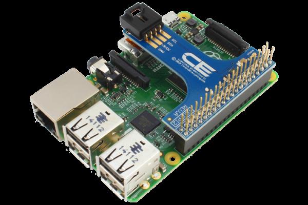 I2C Shield for Pi 3 and Pi 2
