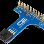 I2C Interface for Raspberry Pi 2 and Pi 3