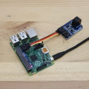 Raspberry Pi I2C Interface with I2C Mini Module