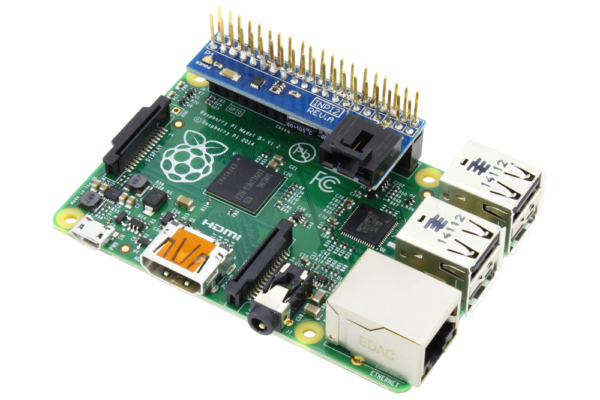 I2C Shield Raspberry Pi 2 and Pi 3
