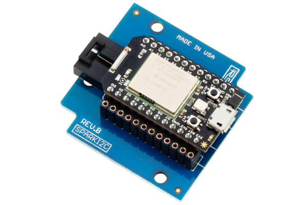 Particle Photon I2C Interface Shield