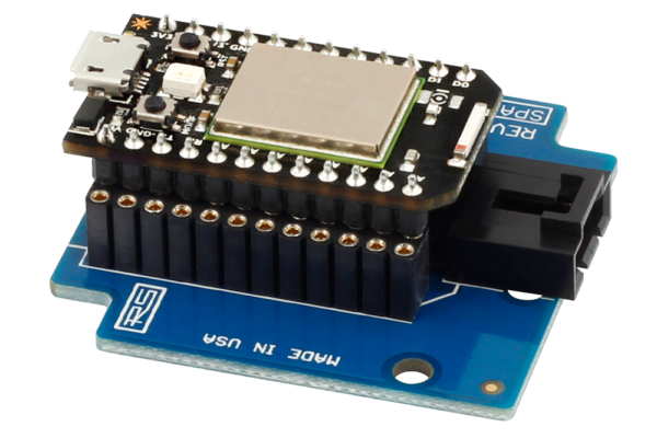 Particle Photon I2C Interface Adapter