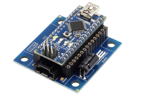 Arduino I2C Shield