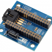 Arduino Nano Shield With I2C connector