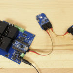 HIH9130 Arduino Relay Shield with Pressure Sensor I2C Expansion