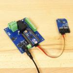 Arduino Relay Shield with Temperature Humidity Sensor I2C