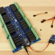 BH1745NUC Digital Ambient Light and Color Sensor I2C Mini Module