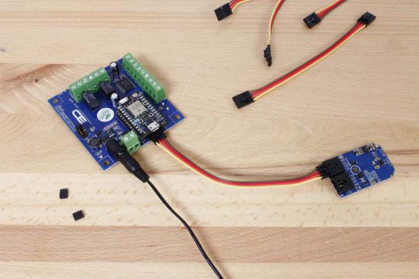 BH1715 Digital Ambient Light Sensor 16-Bit 1 to 65535 lux I²C Mini Module