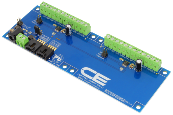 16-Channel 12-Bit ADC I2C ADS7828