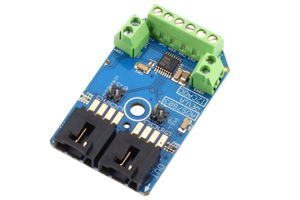 High Speed Analog to Digital Converter ADS7830 Raspberry Pi