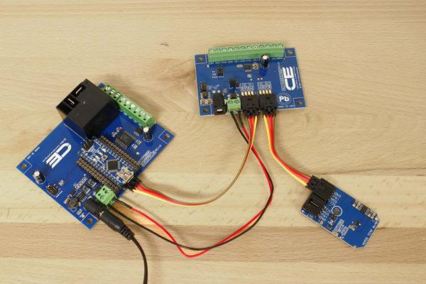 Arduino Nano Relay Shield 30A ADS7828 and I2C Expansion