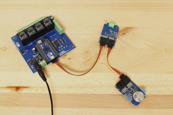 Arduino ADC ADS1114