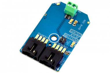 Raspberry Pi Zero 1 Channel ADC