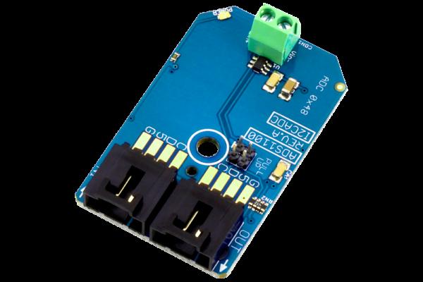 Raspberry Pi Zero 1 Channel ADC