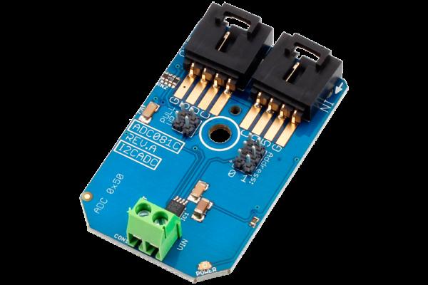 ADC081C Arduino Analog to Digital Converter