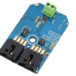 Raspberry Pi Analog to Digital Converter ADC081C