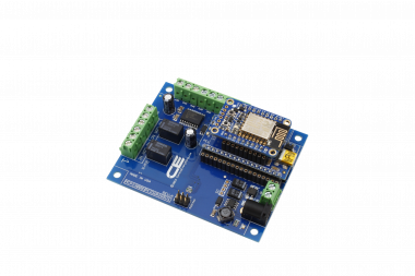 Adafruit Huzzah ESP8266 Device Adapter with Integrated USB and I2C Expansion Port