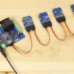 A3G4250DTR 3-Axis Digital Output Gyroscope I2C Mini Module