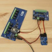 USB GPIO 8 Channel With Particle Photon Wifi