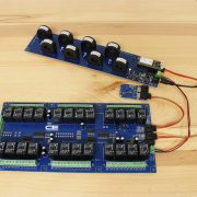DLCT27C10 I2C Current Monitoring Controller 8-Channel 50-Amp 3% Accuracy with Cellular Connectivity using Particle Electron