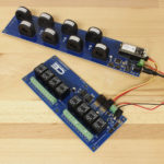 DLCT27C10 I2C Current Monitoring Controller 8-Channel 30-Amp 3% Accuracy with Cellular Connectivity using Particle Electron