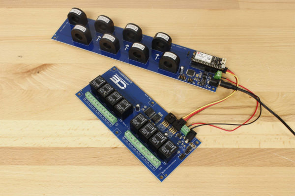 Cellular Current Monitoring and Relay Control