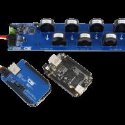 AC Current Monitoring for BeagleBone Black 8-Channel 10-Amp