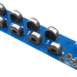 Current Monitoring Controller 8-Channel 10-Amp 97% Accuracy