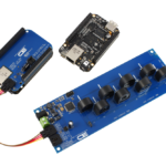 I2C Current Monitoring 8-Channel 5-Amp for BeagleBone Black
