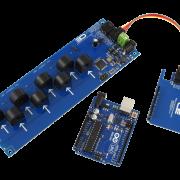 Arduino Uno Current Measurement 8-Channel 5-Amp I2C