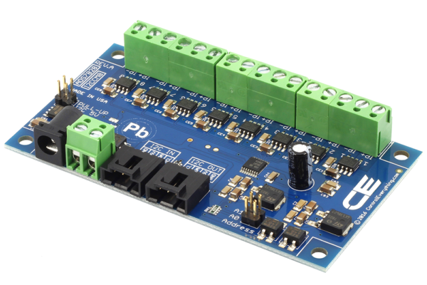 ACS712 8 Channel DC Current Sensor Arduino